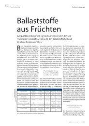 Lesen Sie den ganzen Artikel - Herbafood Ingredients GmbH