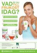 Herbalife nyhetsbrev - Herbalife Today Magazine - Page 4