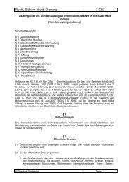 Recht, Sicherheit und Ordnung 3.03/2