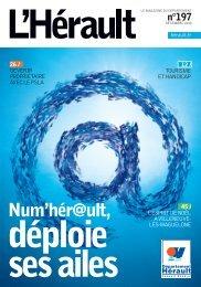 N°197 - décembre 2010 - Conseil Général de l'Hérault