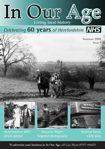 Celebrating 60 years of Herefordshire - Herefordshire Lore