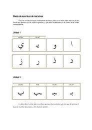 Modo de escritura de las letras - Herder Editorial