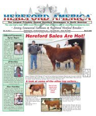 March 2006 Issue (pdf - 12105 kb)... - Hereford America