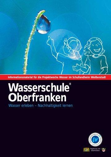 Broschüre Wasserschule - Weißenstadt (PDF, 2,8 MB) - AKTION ...