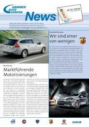 Ausgabe Nr. 39/10 - Hammer Auto Center AG