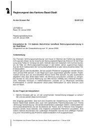 08.5012.02 - Grosser Rat - Basel-Stadt