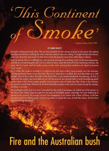 Heritage 0308_Bushfire.pdf - Australian Heritage Magazine