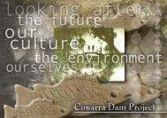 Cowarra Dam Project - Hastings Council