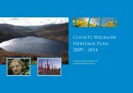 Download County Wicklow Heritage Plan 2009 - 2014