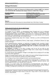 Komplet deltagerinformation - Herlev Hospital