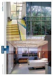 Principper for Helende Arkitektur - Herlev Hospital