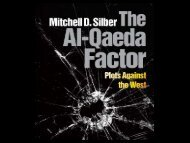 The Al Qaeda Factor - George Washington University Medical Center