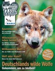 wolf! - Ein Herz für Tiere