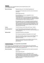 Erläuterungen Reisepass - Stadt Haselünne