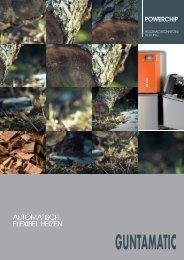 AUTOMATISCH FLEXIBEL HEIZEN - Bioenergy Solutions BV