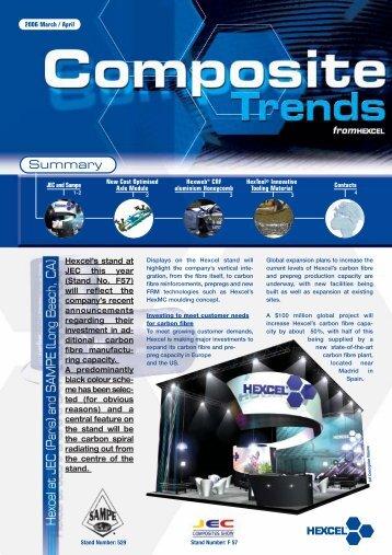NEWS JEC MARS 2006 - Hexcel.com