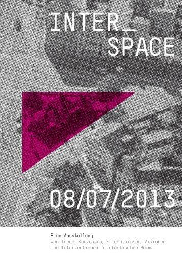 Flyer - Wem gehört die Stadt - Hochschule für Künste Bremen