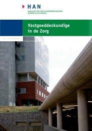 Brochure - Hogeschool van Arnhem en Nijmegen
