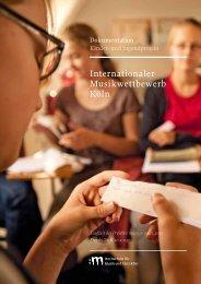 IMWK - Hochschule für Musik und Tanz Köln