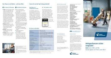 Detaillierte Informationen - Hannoversche Volksbank eG