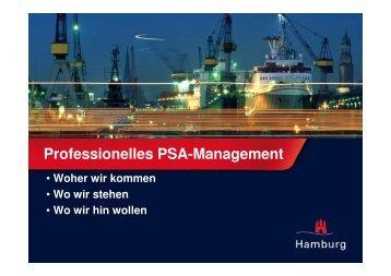 Professionelles Maurer_PSA_Management