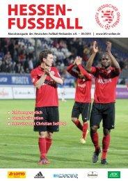 Fußball - Hessischer Fußball Verband