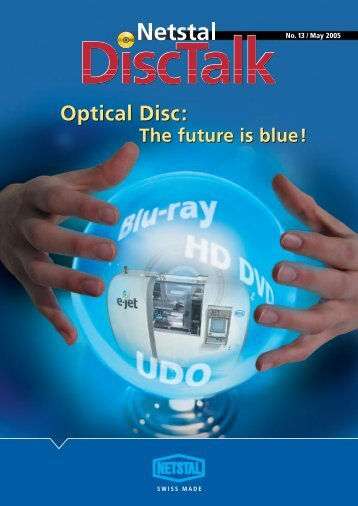 Optical Disc: Optical Disc: