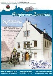207 - Handels- und Gewerbevereinigung Burgheim