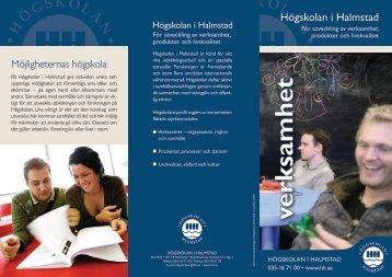 verksam het - Högskolan i Halmstad