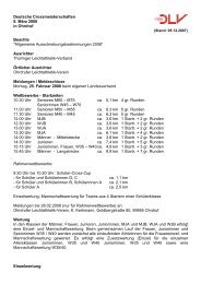 Deutsche Crossmeisterschaften 8. März 2008 in Ohrdruf Beachte ...