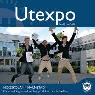 utexpo - Högskolan i Halmstad
