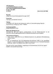 107.Deutsche Leichtathletik-Meisterschaften und Jugend ...