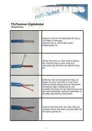 TS-Premium Digitalkabel