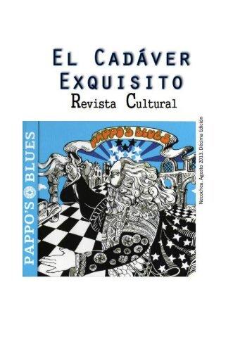 El Cadáver Exquisito - 10 º Edición  - Agosto 2013