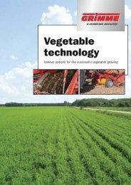 Vegetable technology