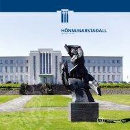HÖNNUNARSTAÐALL - Háskóli Íslands