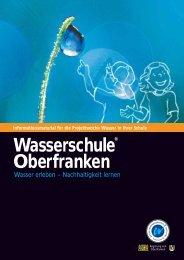 Wasserschule® Oberfranken - AKTION GRUNDWASSERSCHUTZ ...