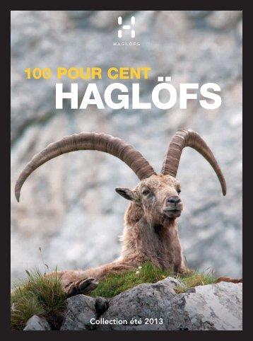 Télécharger la brochure (PDF) - Haglöfs