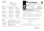 QUA DE HBgF Nr.6 ftffiraz.'2zz - HB9F