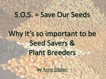Seed Saving Presentation.pdf - Green Journey