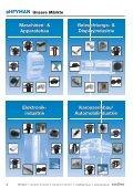 Kompressionsverschlüsse mit einstellbarem Anpressdruck - Heyman - Seite 6