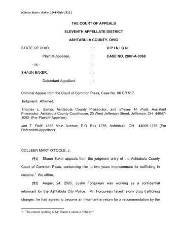 State v. Baker - Justia