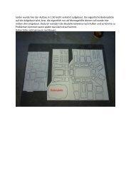 Bauanleitung - Harztec-Modellbau