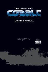 Amplifier - Hifi-pictures.net