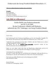 Förderverein der Georg-Friedrich-Händel-Oberschule e