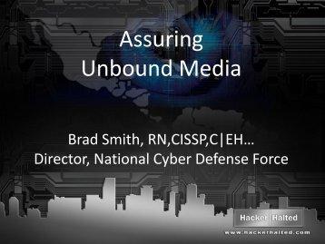 Attacking and Mitigating Unbound Media - Hacker Halted