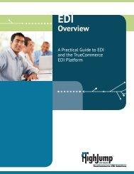 EDI Overview - HighJump Software, Inc.