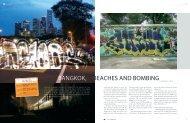 BAngkOk, BeACheS And BOMBing - Highlights