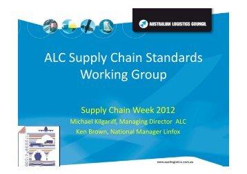 ALC Presentation - GS1 Australia