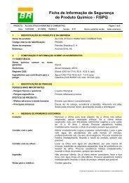 Alcool etílico - HO - Higiene Ocupacional